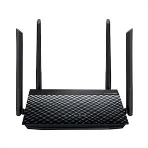 Маршрутизатор Wi-Fi 802.11n ASUS RT-N19 2*LAN+1WAN, 600 Mbps, 4 ант.