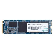 SSD M.2 2280 PCIe 3.0 x4 480GB Apacer AS2280P4, 3D TLC (AP480GAS2280P4-1)
