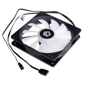 Вентилятор ID-COOLING XF-12025-RGB 120x120x25мм, 700-1800rpm, hydro, PWM, RGB