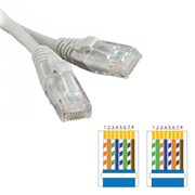 Patch-cord (cross) UTP-5e, 15м