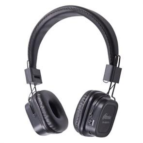 Гарнитура Ritmix RH-480BTH Black (Bluetooth 4.0, 3.5мм, FM, microSD)
