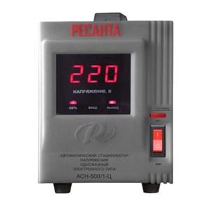 Стабилизатор напряжения Ресанта АСН 500/1-Ц (220В±8%)