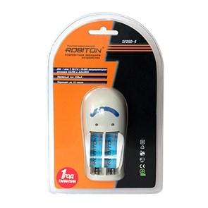 Зарядное устройство Robiton SF250-4 (для 4 акк. АА) 250mA NiCd/NiMh