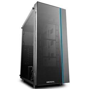 ATX Deepcool MATREXX 55 без БП, закаленное стекло, черный