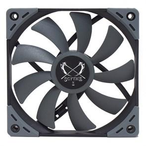 Вентилятор Scythe Kaze Flex 120 Slim 120x120x17мм 1200rpm, 23.9dBa, 57.5m3/h, 0.9 mmH2O (KF1215FD12-P)