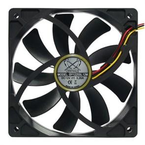 Вентилятор Scythe Slip Stream 120 120x120x25мм 1200rpm (SY1225SL12M)