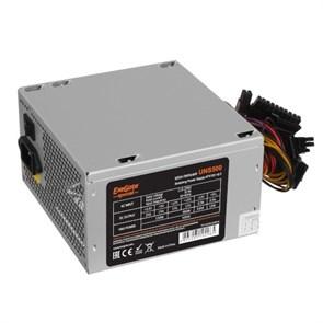 Блок питания ATX 500W ExeGate (UNS500), 12V@17A+17A, 12cm fan, 6+2 pin PCI-E (ES261569RUS)