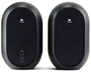 """Студийные мониторы JBL One Series 104 чёрные (4.5""""+.75"""", 2x30W, 88Гц-20кГц (-3 dB SPL))"""