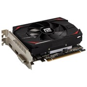 PCI-E x16 PowerColor RADEON RX 550 4GB GDDR5 (RTL) (AXRX 550 4GBD5-DH)