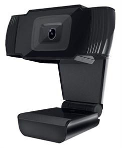 CBR CW 855HD Black (720p, 1МП, 1280x720, микрофон, кабель 1.4м, USB 2.0)