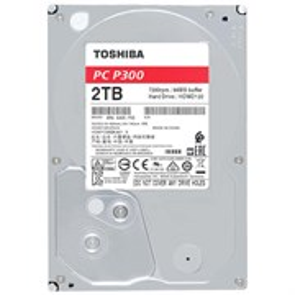 SATA 2.0 TB Toshiba P300 (HDWD120UZSVA) SATA-3 6Gb/s, 7200rpm, 64MB