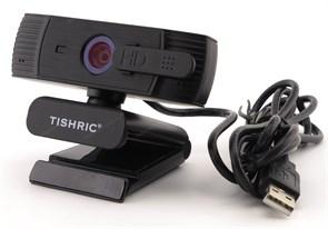TISHRIC T200 (Full HD 1080p, 1920x1080@30 кадров/с, автофокус, микрофон, USB 2.0)