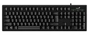 Клавиатура Genius Smart KB-101, Black, 105кл., SmartGenius, USB
