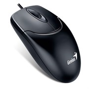 Мышь Genius NetScroll 120 V2 Optical Black, 1000dpi, USB