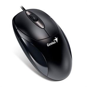 Мышь Genius XScroll V3 Optical Black, 1000dpi, USB