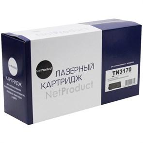 К-ж Brother TN-3170 для HL-5240/5250DN/5250DNT/5280DW, 7000 стр., NetProduct