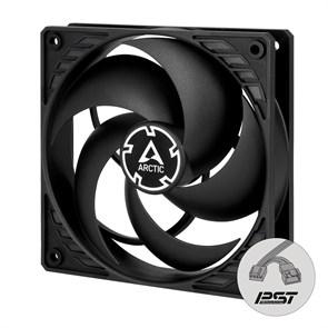 Вентилятор ARCTIC P12 PWM PST 120x120x25мм, черный