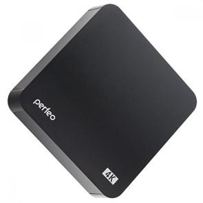 Медиаплеер Perfeo CHRONO (Android 7.1, RK3228, 1G/8Gb, 4xUSB2.0, Wi-Fi, RJ45, ПДУ)