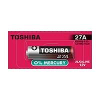 MN27 Toshiba (27A) 12V, alkaline д/брелков а/сигнализаций 1шт.