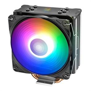 Кулер для S.20XX/1366/115X/AMD Deepcool GAMMAXX GT A-RGB (TDP 150W, heatpipe, Al+Cu, PWM, ARGB)