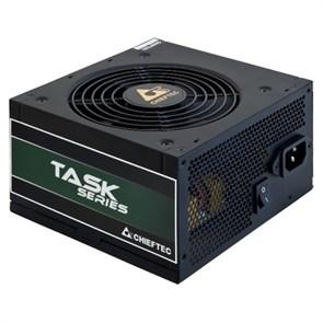 Блок питания ATX 600W Chieftec TPS-600S, 12V@46A, 120mm, Active PFC, 80+ Bronze, RTL