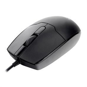 Мышь Gembird MOP-425, чёрный, USB, 1000dpi, 1.8м