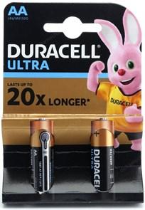AA (LR06) Duracell Ultra Power, 1.5V, упаковка 2шт.