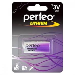 CR2 Perfeo Lithium Photo 3V 1шт.