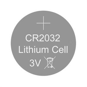 CR2032 (Li, 3V) 1шт.