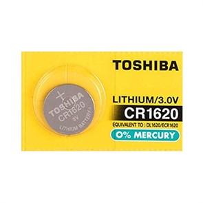 CR1620 Toshiba (Li, 3V) 1шт.