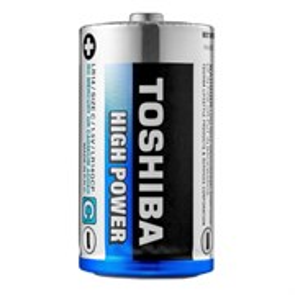 C (LR14) Toshiba, 1.5V, alkaline, 1шт.