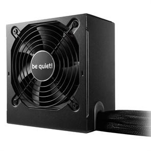 Блок питания ATX 600W be quiet! SYSTEM POWER 9 (12V@28A+22A, 80+ Bronze) BN247