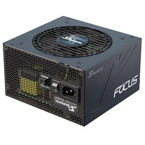 Блок питания ATX 750W Seasonic FOCUS GX-750 SSR-750FX (12V@62A,, 120mm fan, 80+ Gold, модульный)