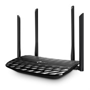 Маршрутизатор Wi-Fi 802.11ac/n TP-Link Archer C6 4*LAN-G+1WAN-G, Dual-Band, 867Mbps