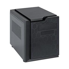 "mATX Chieftec CUBE CI-01B-OP (1x5.25"", [3]120-140mm, 2xUSB 3.0, 2xUSB 2.0, видео <320мм, CPU <150мм) CI-01B-OP"