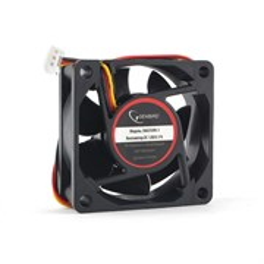 Вентилятор Gembird 60х60x25мм, питание 3-pin, гидродинамический, провод 25см (D6025HM-3)