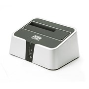 "Внешний корпус для 2.5""&3.5"" Agestar 3CBT2 Docking Station для HDD, USB 3.0+eSATA"
