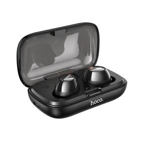 HOCO ES52 Delight TWS (черные, Bluetooth 5.0, 2x40(350)mAh, до 4.5ч работы, USB Type-C)