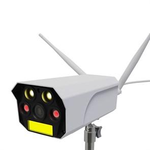 Wi-Fi камера уличная RITMIX IPC-270S (1920*1080, 2Mpx, PIR, microSD, RJ45, Wi-Fi 802.11n, YCC365 Plus)