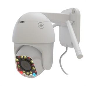 Wi-Fi камера уличная RITMIX IPC-277S (1920*1080, 2Mpx, PIR, охранный режим, microSD, RJ45, Wi-Fi 802.11n, YCC365 Plus)