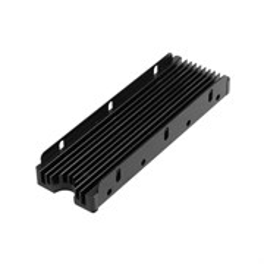 Радиатор для M.2 2280 SSD JEYI Warship PRO (Al, черный)
