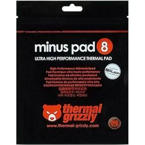 Термопрокладка Thermal Grizzly Minus Pad 8 100x100x1,0 мм 8 W/mK TG-MP8-100-100-10-1R