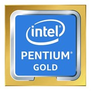 Intel Pentium Gold G6400 4.0 ГГц, Dual-Core, 4Мб, Intel® UHD Graphics 610 , S1200, 58W, OEM