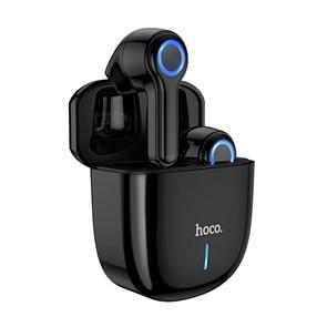 HOCO ES45 Harmony sound TWS (чёрные, Bluetooth 5.0, 2x30(320)mAh, до 3.5ч работы, USB Type-C)