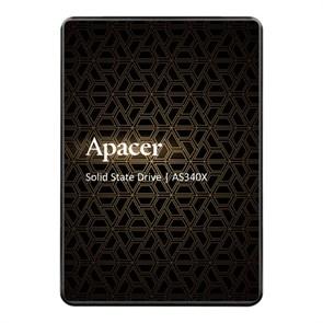 "SSD 2.5"" SATA 6Gb/s 480GB Apacer AS340X (AP480GAS340XC-1) 3D TLC, 280TBW"