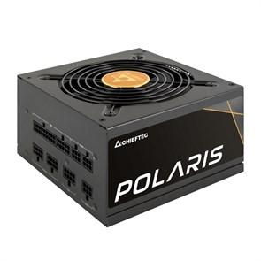 Блок питания ATX 650W Chieftec Polaris PPS-650FC, 12V@54.2A, 14cm fan, 80+ Gold