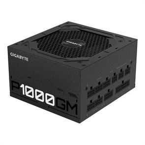 Блок питания ATX 1000W Gigabyte GP-P1000GM, 12V@83.3A, 80+ Gold, модульный