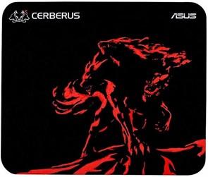 Коврик для мыши ASUS Cerberus Mat Mini красный (250 х 210 х 2 мм)