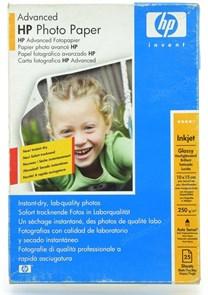 Бумага HP A6 Q8694A Glossy (25 листов, 250г/м2, с отрывным ярлычком)