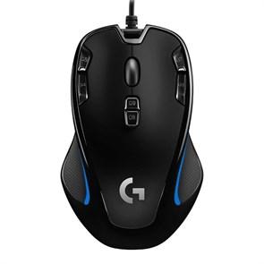 Мышь Logitech G300s Gaming Mouse USB (250-2500dpi, подсветка, 9кн.) (910-004345)